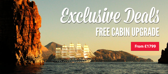 Generic | Exclusive Deals Free Cabin Upgrade | From £1799