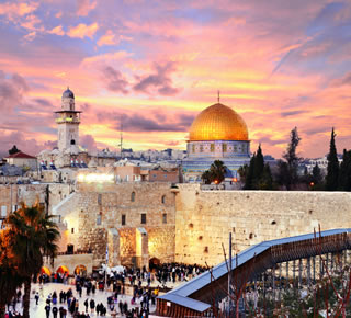 Guided Tours of Israel