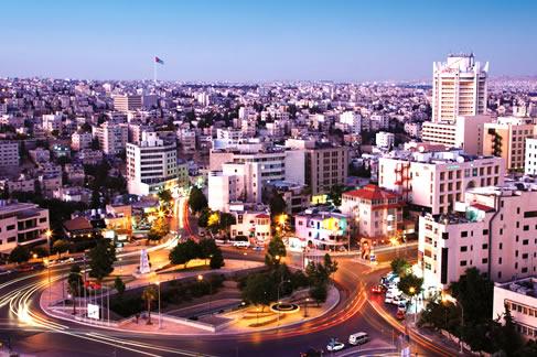 Weather In Amman