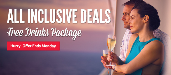 Generic | All Inclusive Deals | Free Drinks Package.. Hurry offer ends soon