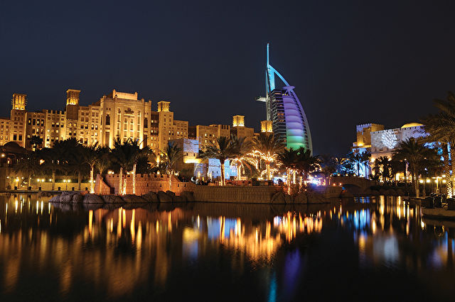 Arabian Coast Immersions