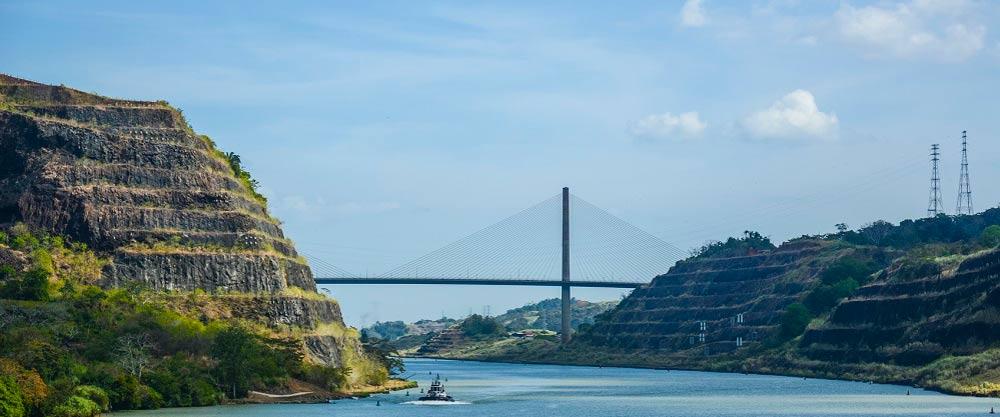 Panama Canal Cruise
