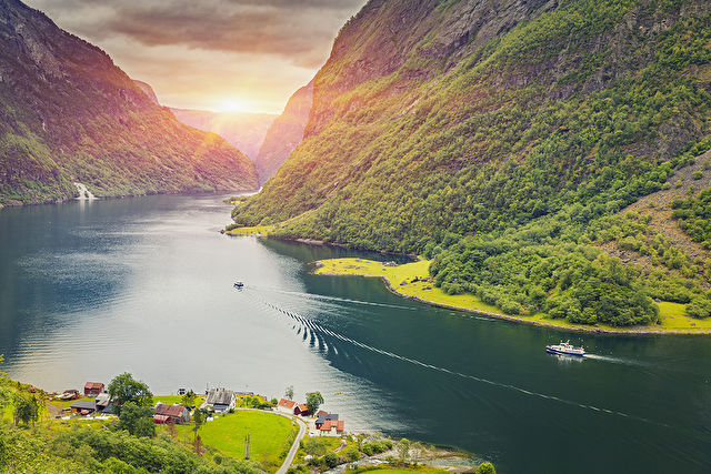 Norway Iceland & Ireland