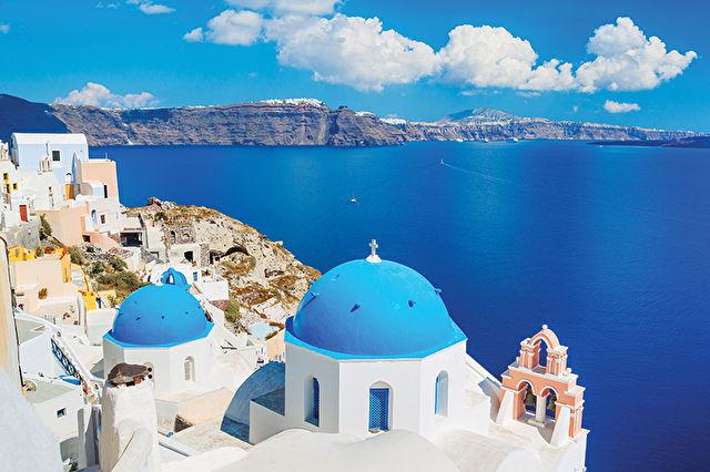 Amalfi Coast & Greek Isles