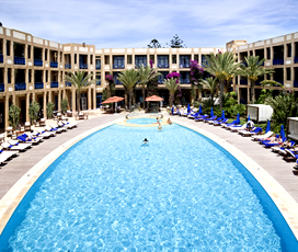 Le Medina Essaouira Hotel Thalassa Sea and Spa -