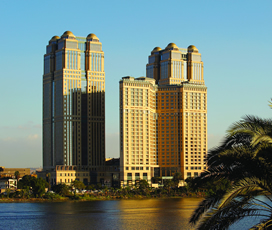 Fairmont Nile City Special Offer