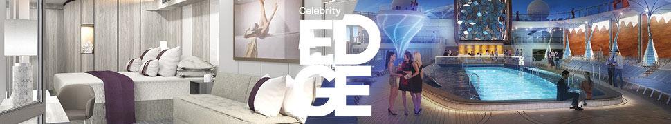 Celebrity Edge Cruise Deals 2018/19