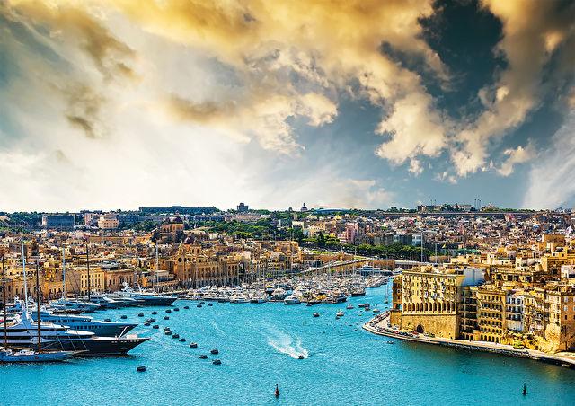 Mediterranean Getaway Stay & Cruise