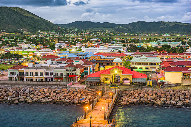 Southern Caribbean from Barbados Stay & Cruise