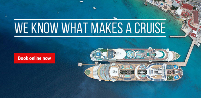 Generic  | We know what makes a cruise | Book online now