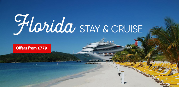Generic | Florida Stay & Cruise | Offers from £779