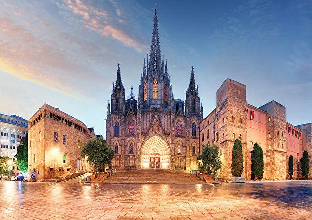 Barcelona Stay & Mediterranean Cruise