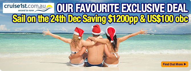 Cruise1st's Best Exclusive Cruise Deal