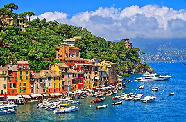 Italian Mediterranean from Barcelona