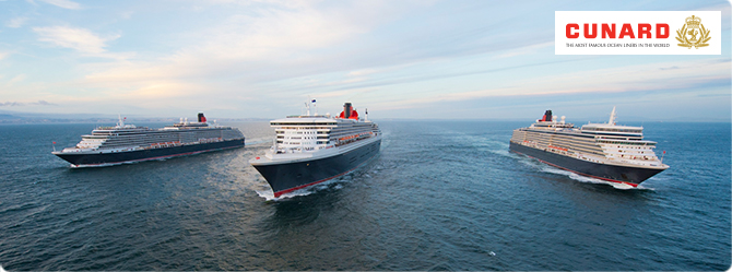 Cunard Cruises Cruise Ship - Cruise1st Australia