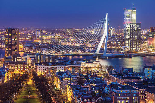 Northern European Cities