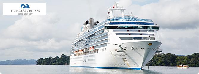 Princess Cruises Cruise Ship - Cruise1st Australia