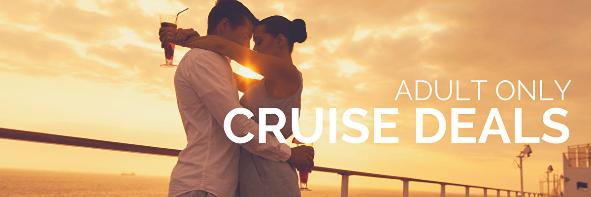 Adult Only Cruise Deals