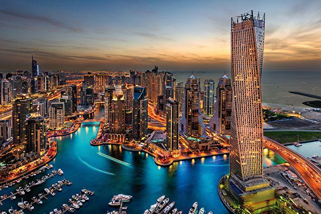 Arabian Gulf and Emirates Voyage