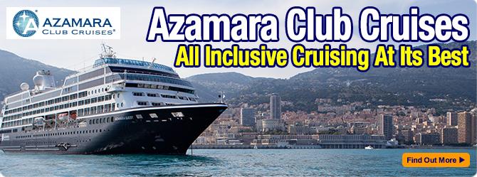 Azamara Club Cruise Deals