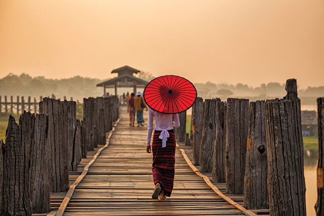 Golden Myanmar & The Irrawaddy - Northbound