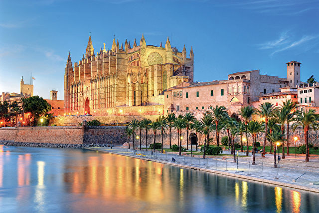 Italy and Spain Fly Cruise
