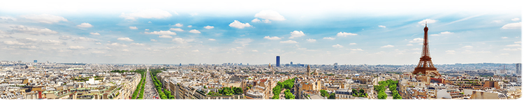 Paris Skyline, Eiffel Tour