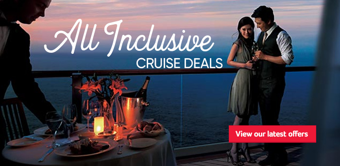 Generic   All Inclusive Cruise Deals   View our latest offers
