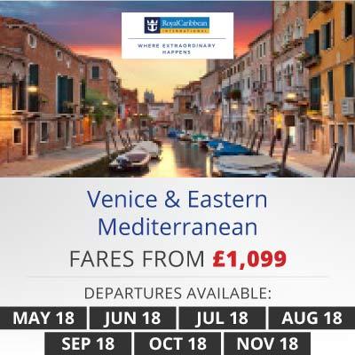 Venice & Eastern Mediterranean