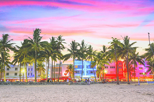 Festive Miami Cruise & Stay
