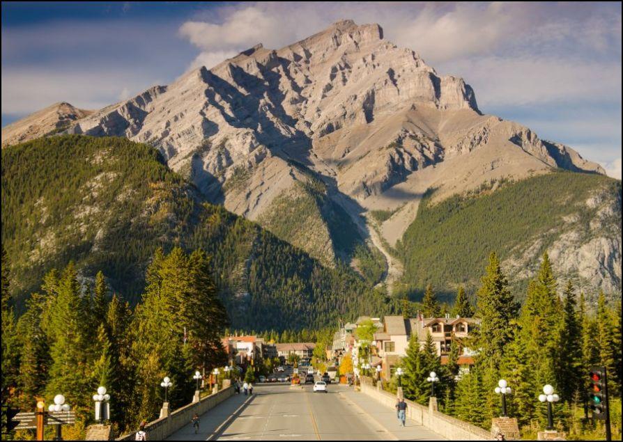 Cheap Holidays To Banff Alberta Canada