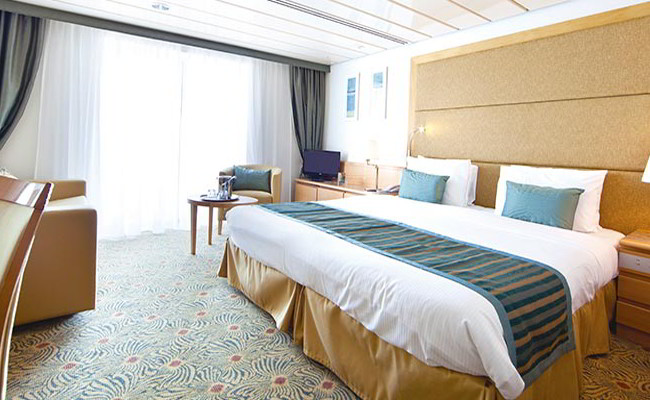 Suite en Cruceros Pullmantur
