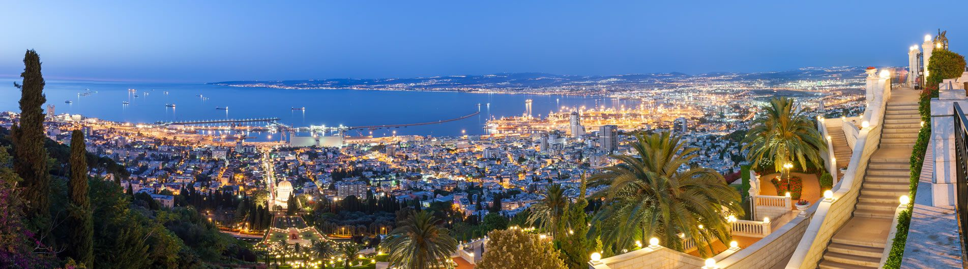 Tour of Haifa, Israel