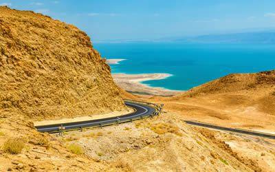 Float Dead Sea