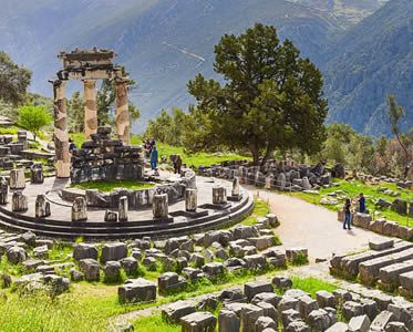 Delphi Archaeological Site
