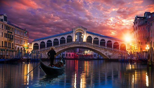 Athens to Venice
