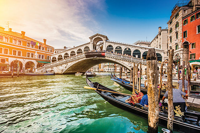 Greece & Croatia from Venice