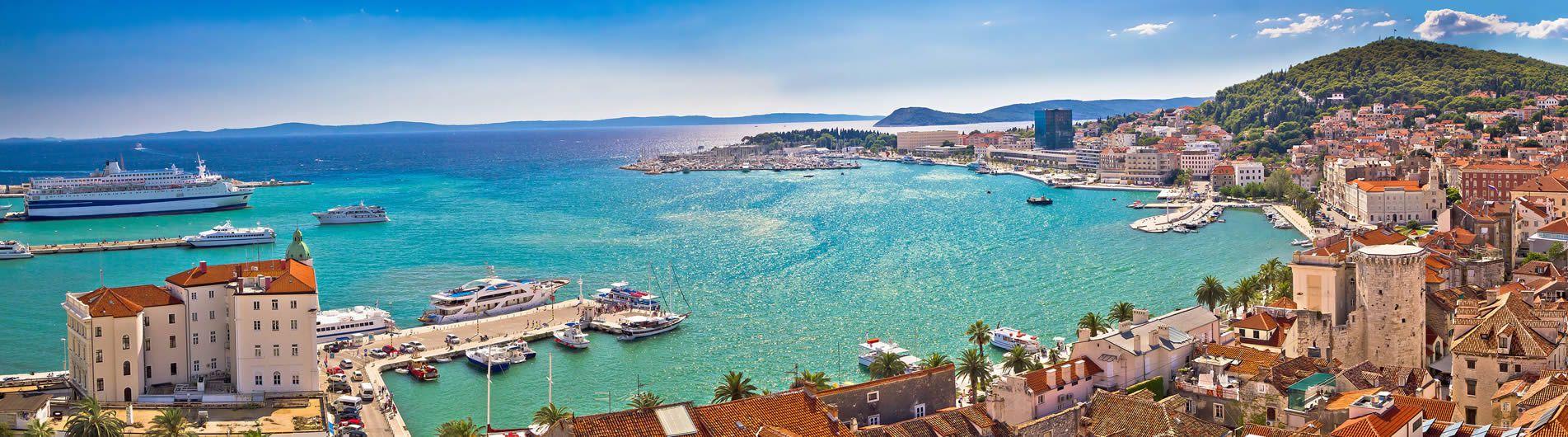 Walking Tour of Split & Trogir