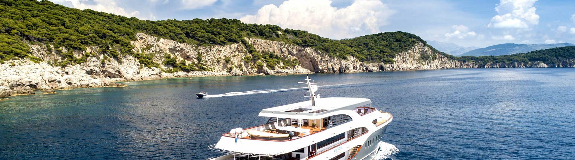 Adriatic Cruise - Optional Cruise Combination