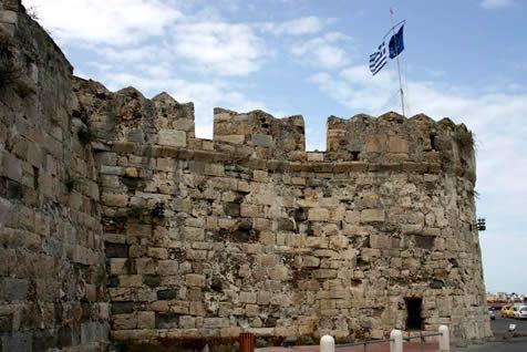 Venetian Fortress, Kos