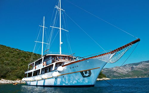Embarkation in Dubrovnik