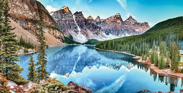Alaskan Voyage/Rocky Mountaineer Stay & Cruise