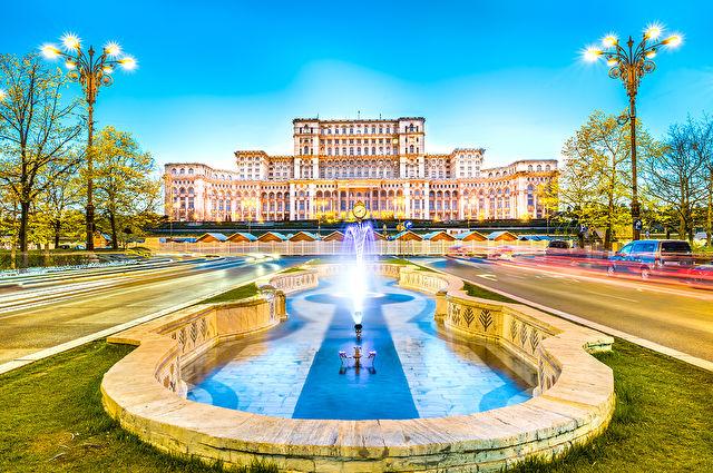 Splendours of the Danube