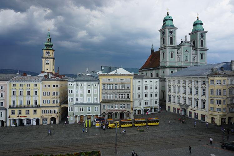 Cruceros por Linz, Austria