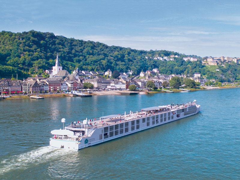 Cruceros Crystal River Cruises