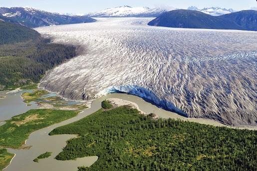 Alaska Hubbard Glacier Fly-Cruise
