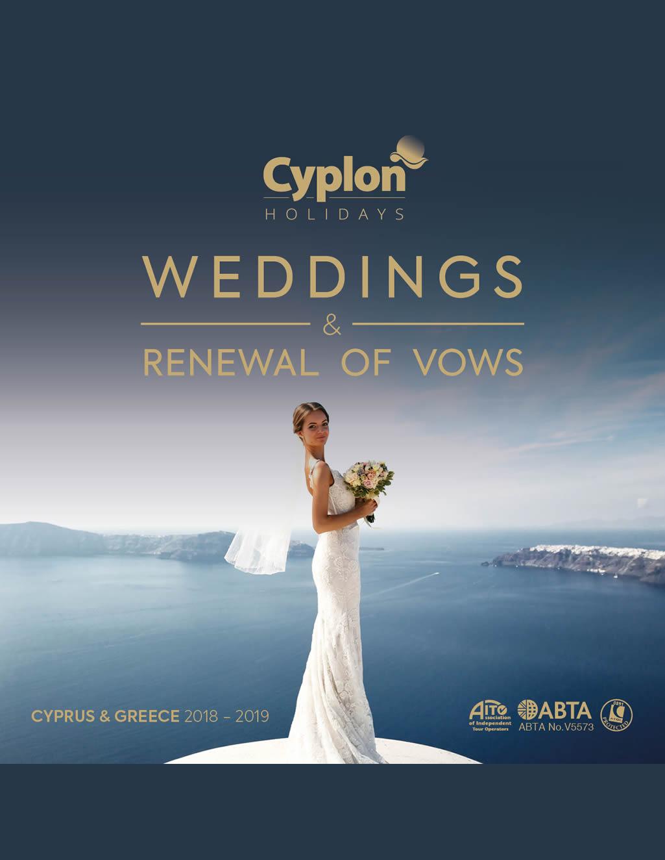 Weddings & Renewal of Vows -