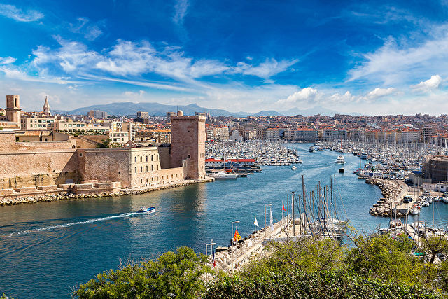 Marseille & the Med Cruise & Stay