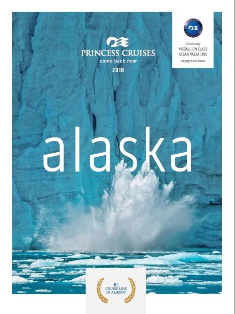 Princess Cruises: Alaska 2018
