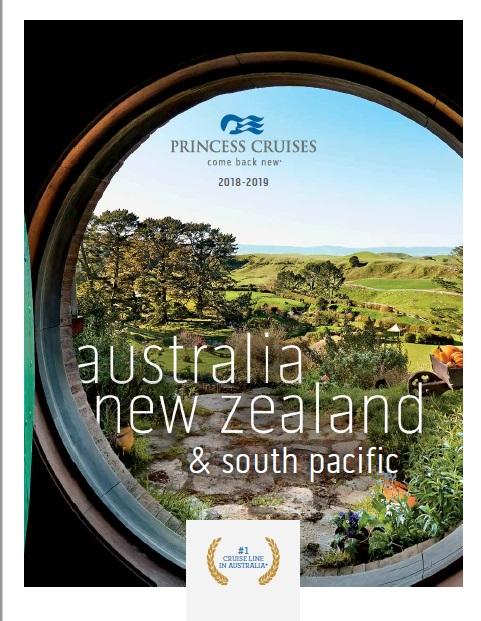 Princess Cruises: Australia & New Zealand 2018